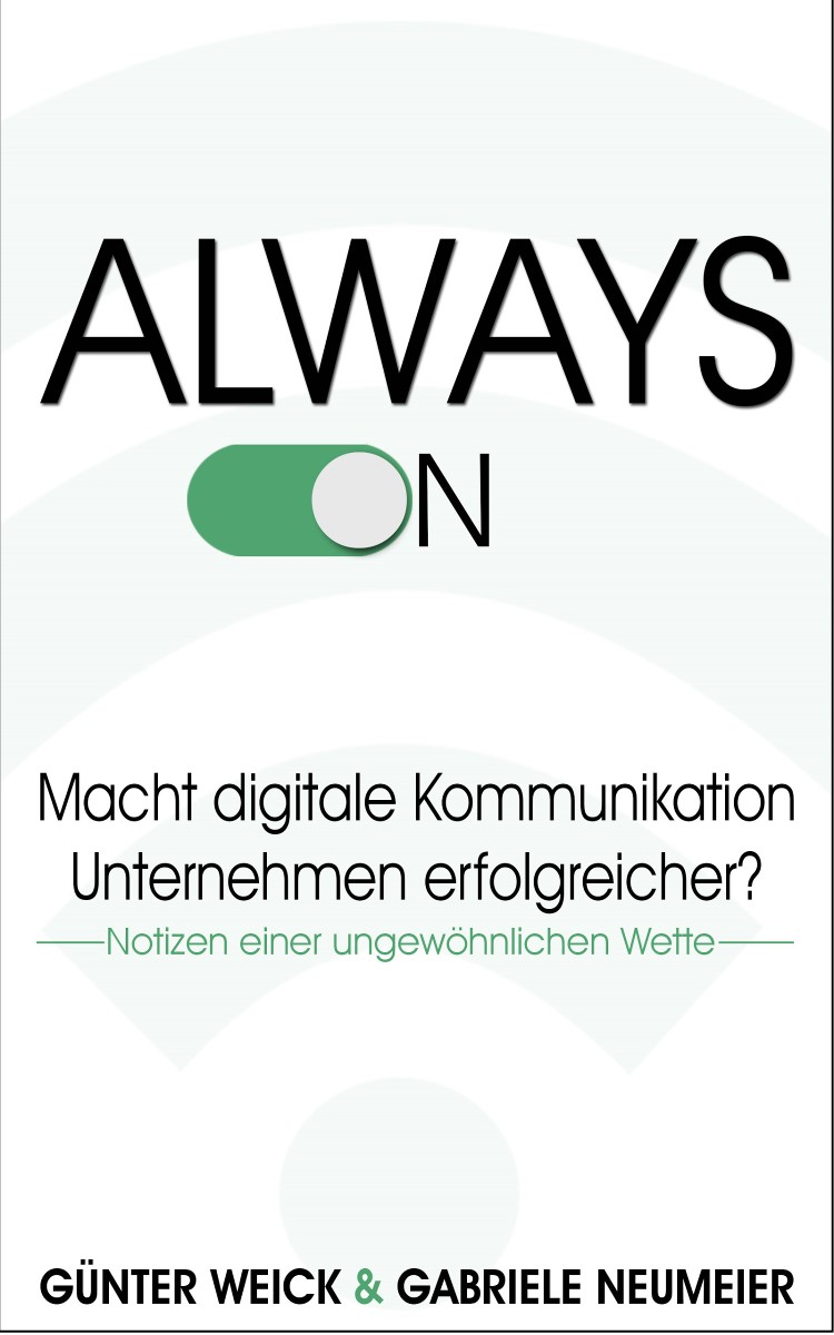 Always-on Buchtitel